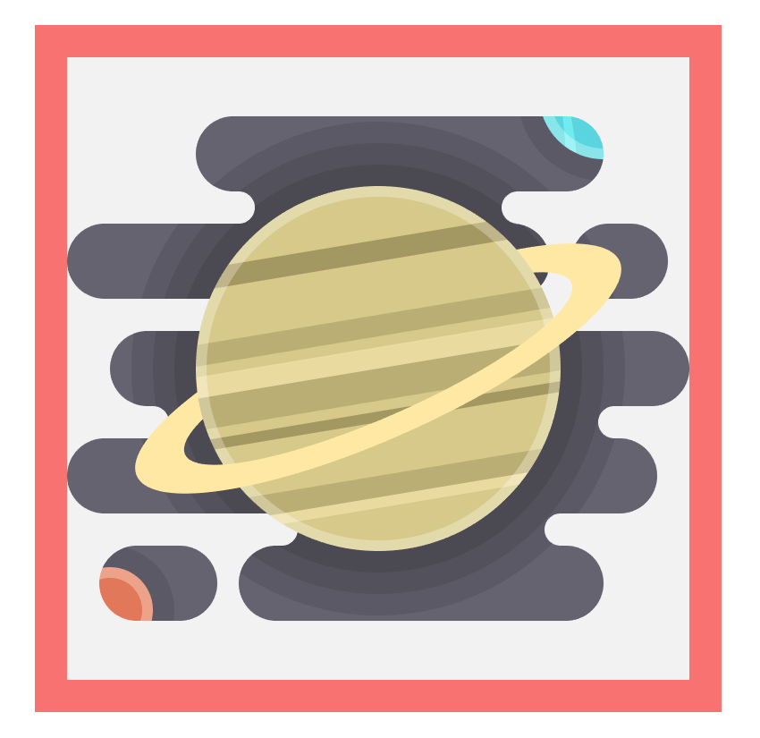 saturn icon finished