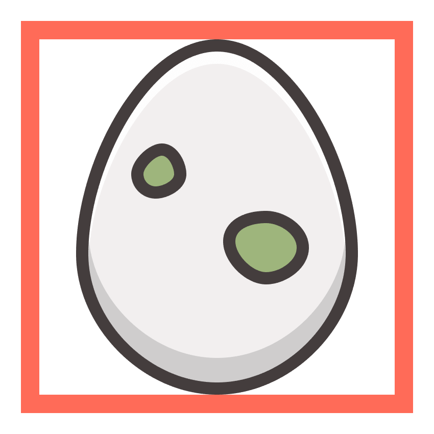 egg icon finished
