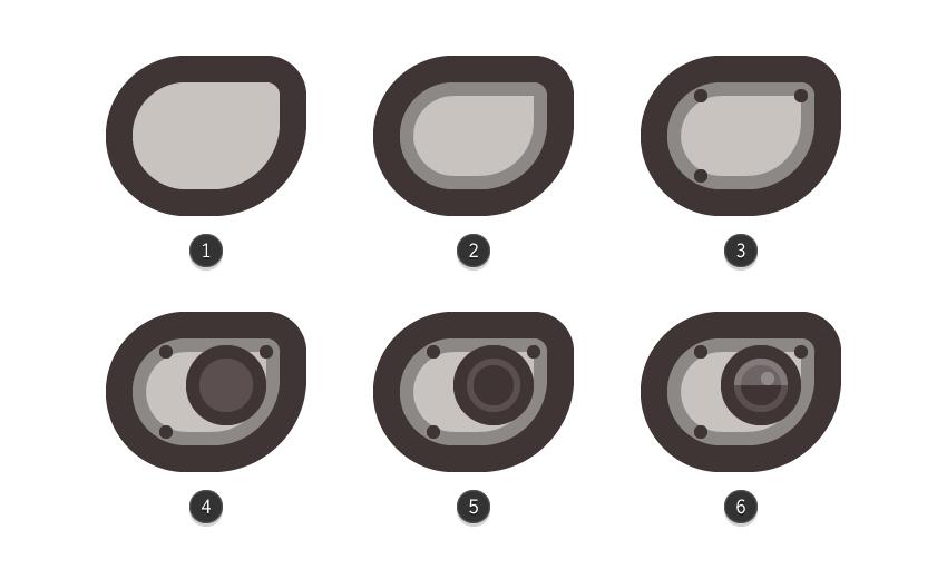 adding details to wall-es eye