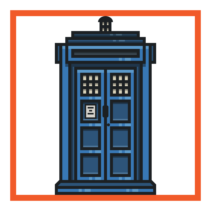 tardis icon finished