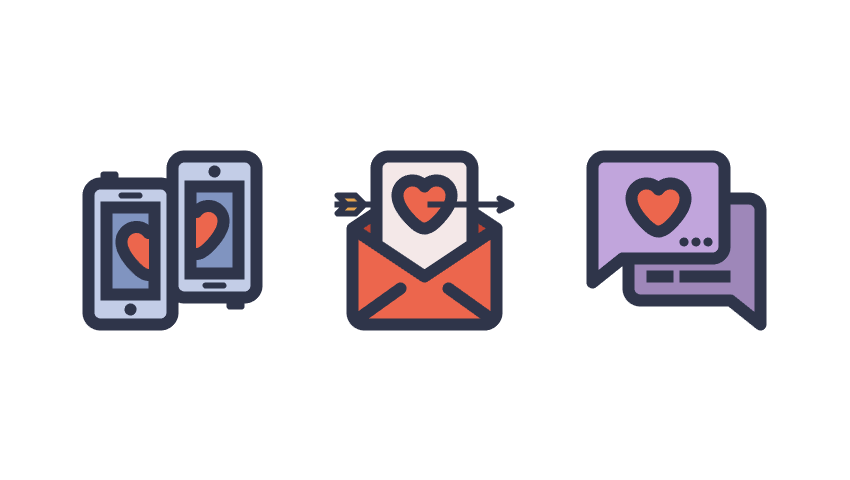 "How to Create a ""Share the Love"" Icon Pack in Adobe Illustrator"