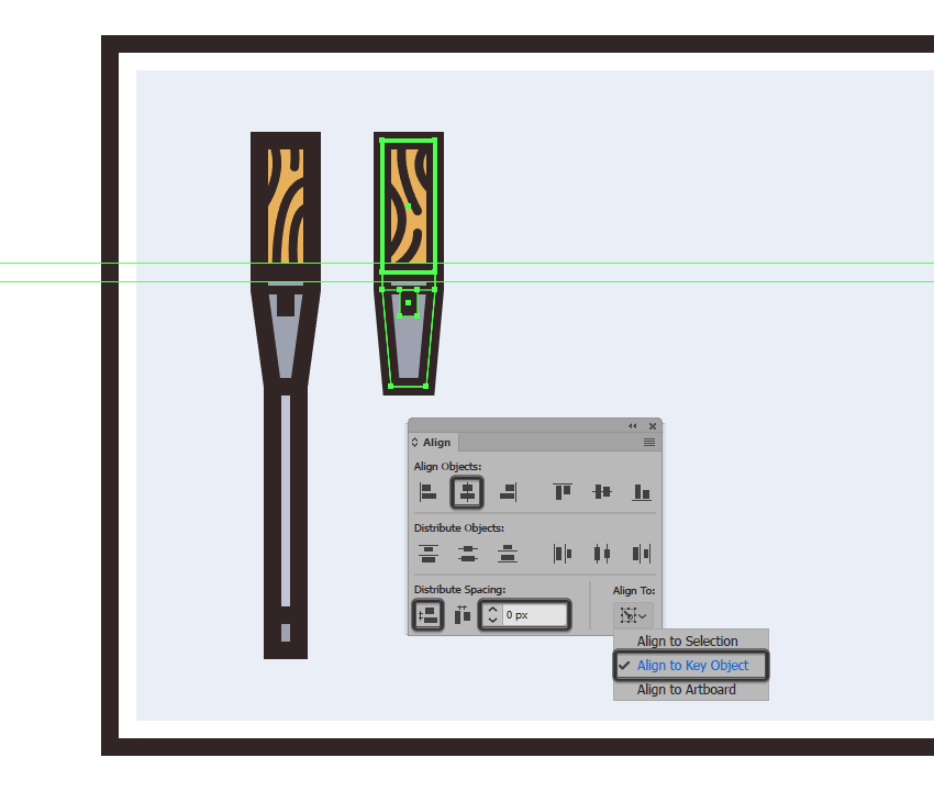 How to Create a Woodwork Tools Illustration in Adobe Illustrator