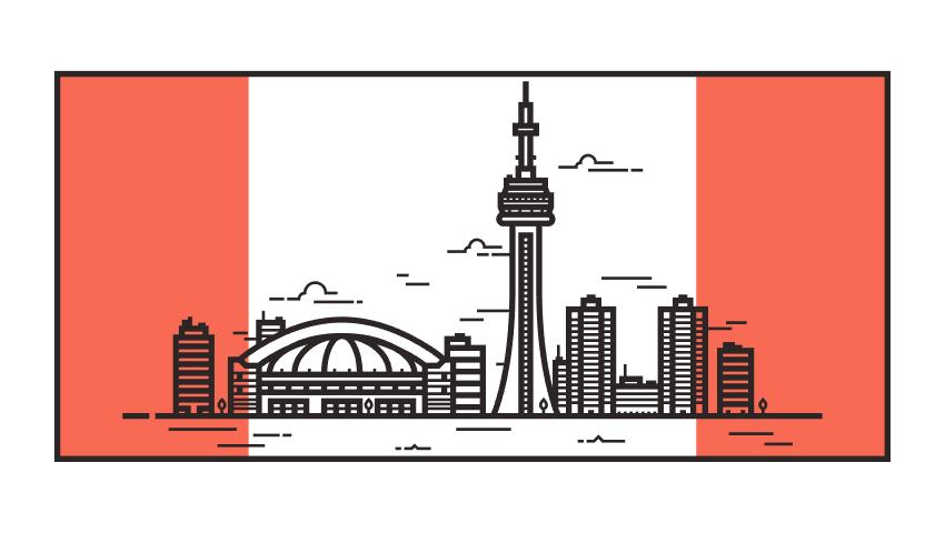How to Create a Toronto Skyline Illustration in Adobe Illustrator