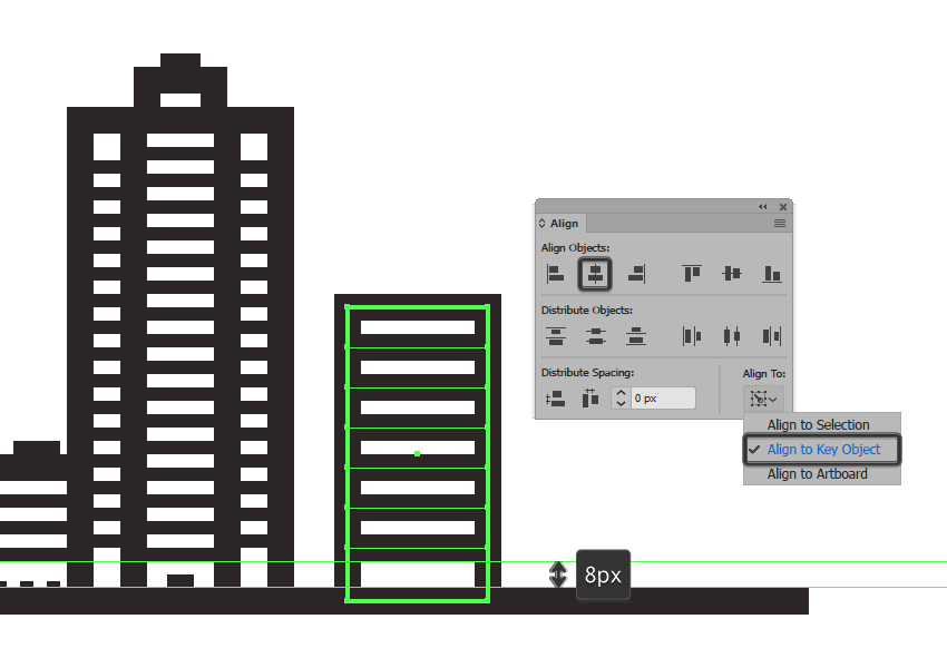 How to Create a Toronto Skyline Illustration in Adobe Illustrator