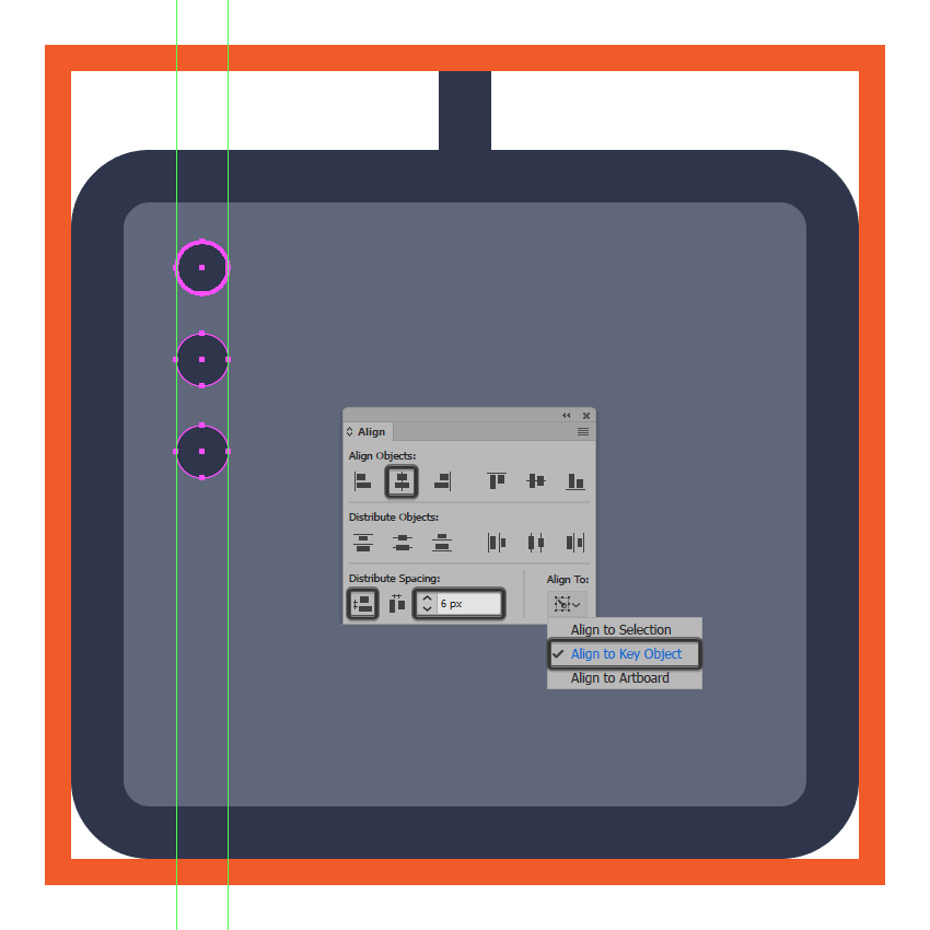 adding the remaining adjustment knobs to the midi controller icon