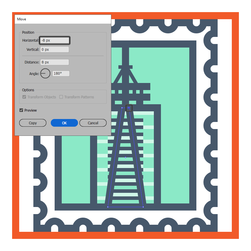 How to Create a New York Stamp Icon Set in Adobe Illustrator