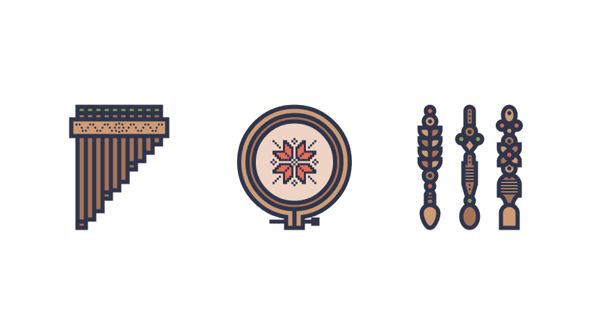 How to Create Traditional Romanian Objects in Adobe Illustrator