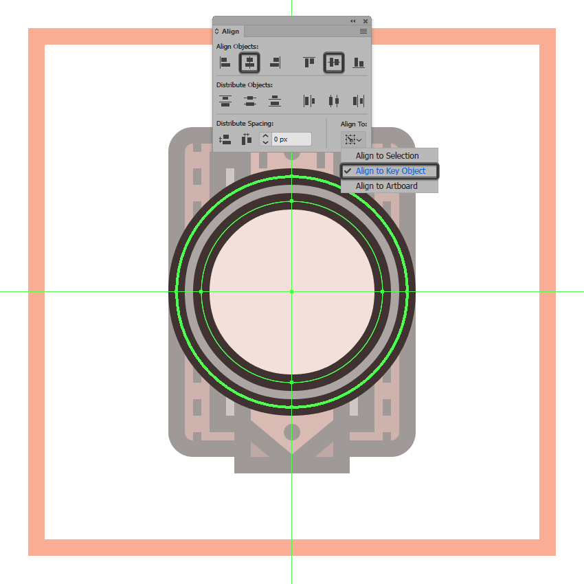adding the inner section to the watchs main body