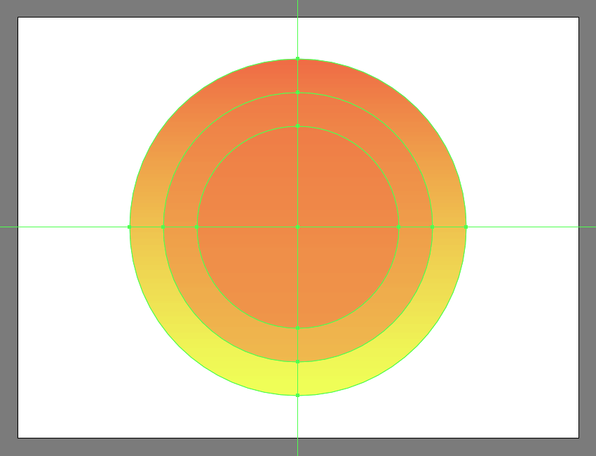 how to create a circle in illustrator