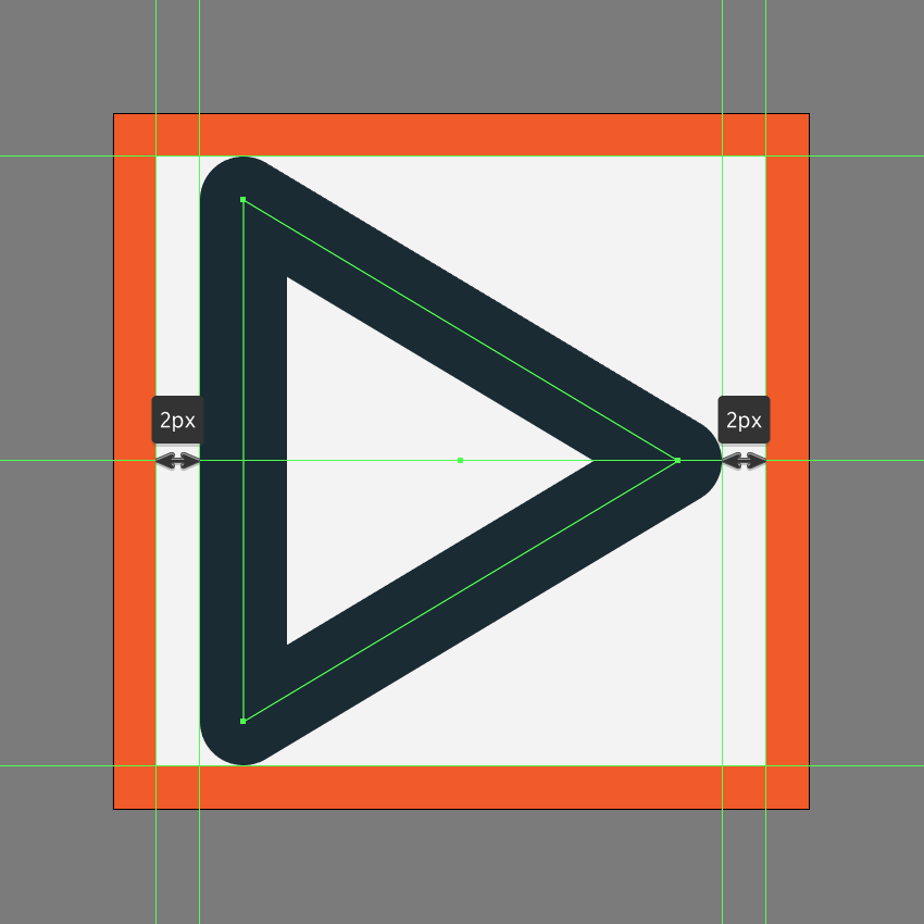 How to Create a Set of Music Player UI Buttons in Adobe Illustrator