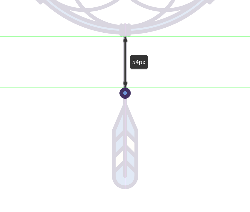 How to Create a Dream Catcher in Affinity Designer