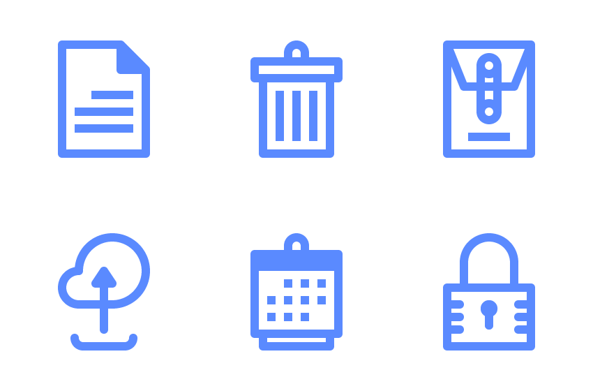 How to Create a Set of Office Icons in Affinity Designer