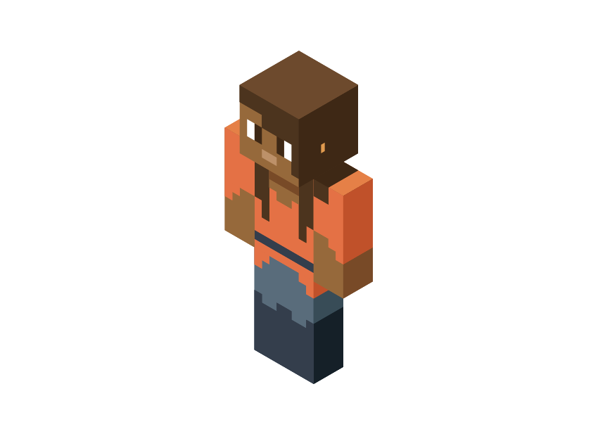 How to Create a Minecraft Character in Affinity Designer