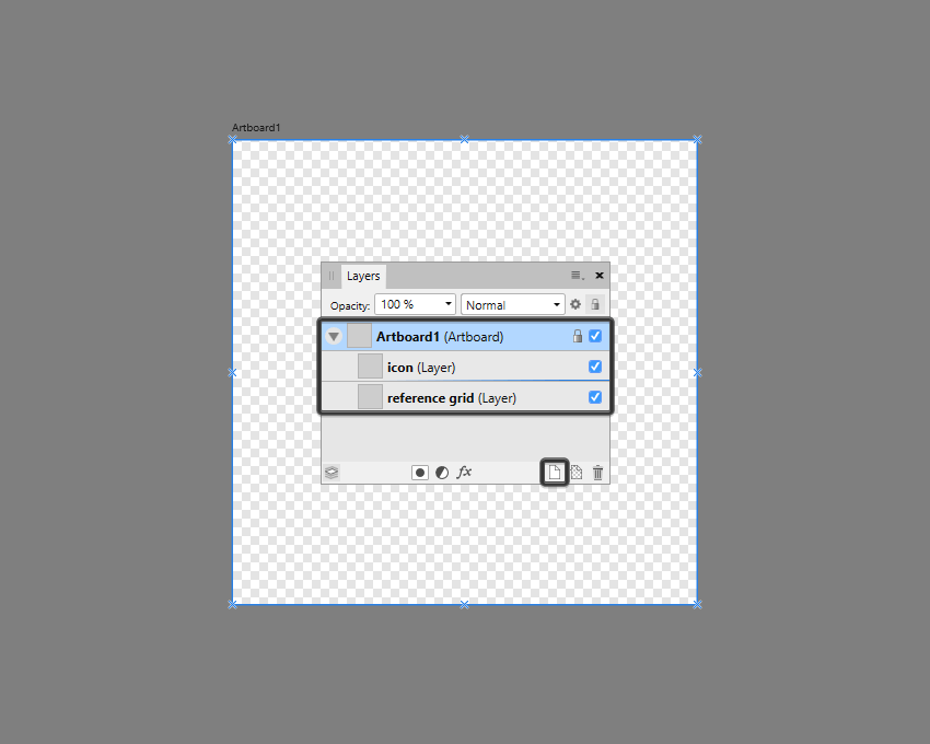 How to Create an Icon in Affinity Designer