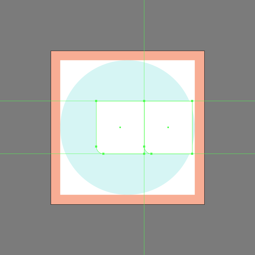 creating a duplicate of the front section in ai