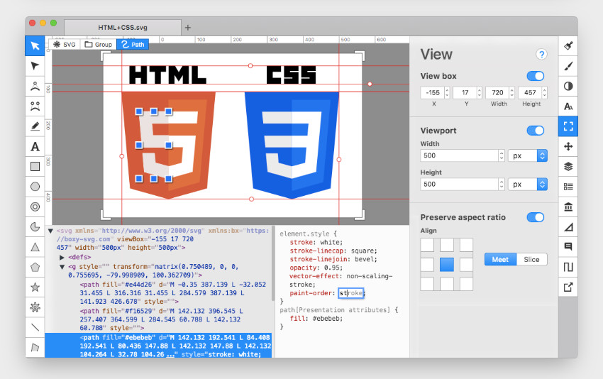 State of Browser-Based Web Design Applications: 2018