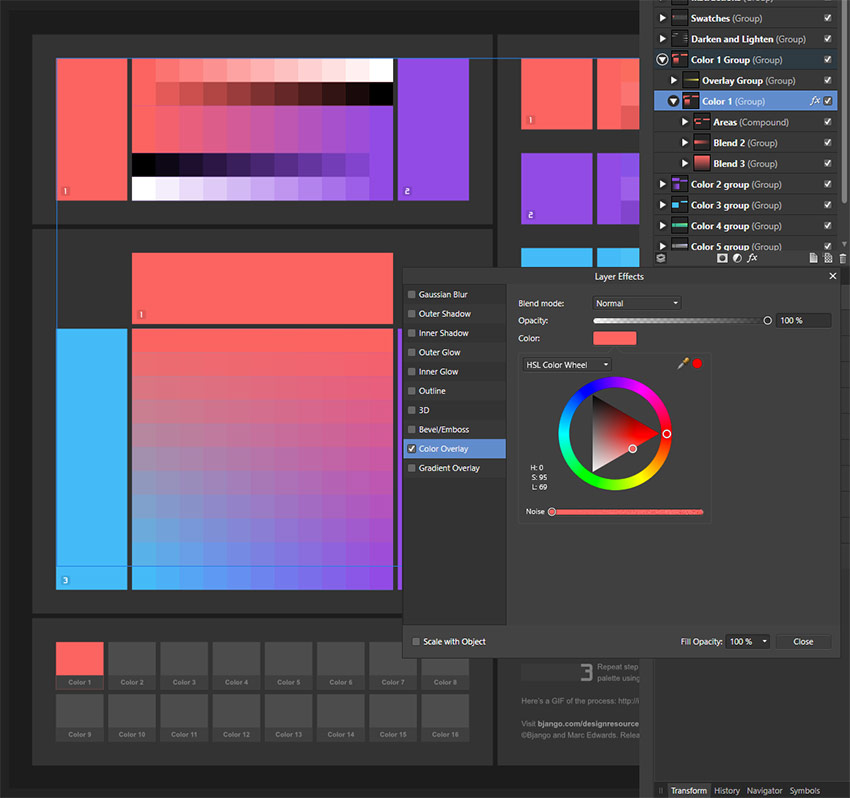 25 Awesome Affinity Designer Textures, Assets & Resources (Free & Premium!)