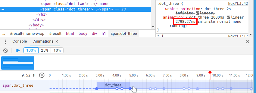 How to Use the Animation Inspector in Chrome DevTools