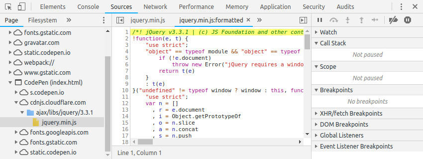 3 Handy New Features in Chrome DevTools