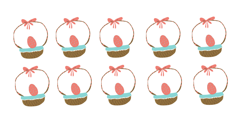 Cloud hosting is like having one egg in each of a cluster of ten baskets