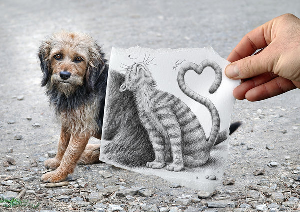 Ben Heine Interview on Tuts