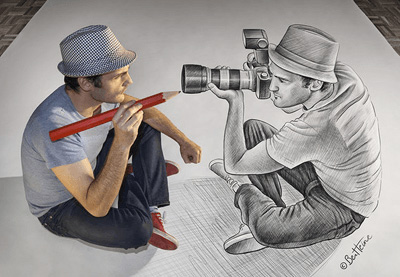 Preview for To the Point: An Interview with Ben Heine