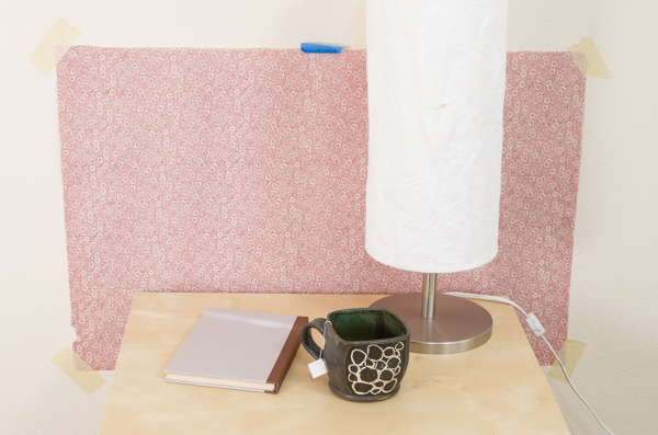 Items staged on a table for a lifestyle photo
