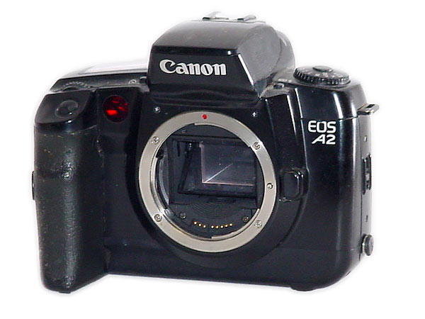 Canon EOS A2 film SLR camera