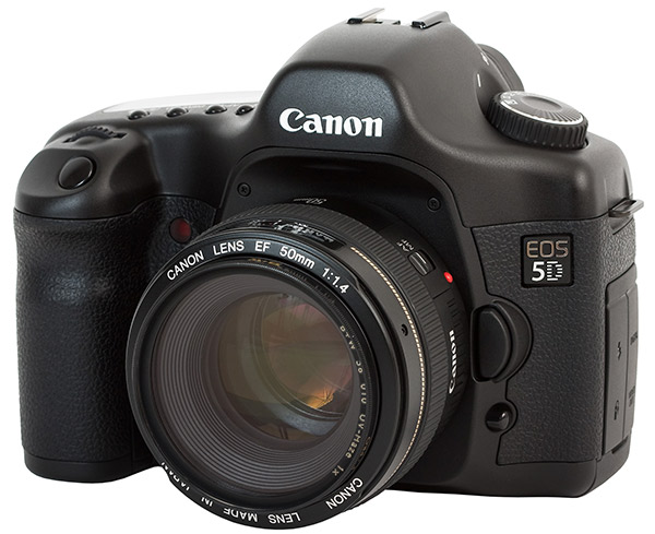 An original Canon 5D is makes a viable camera for most photographers