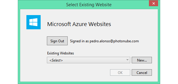 Microsoft Azure Websites
