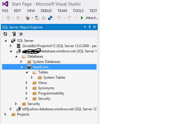 SQL Object Explorer