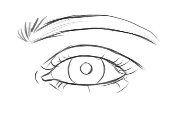 Eye shape