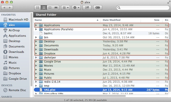 Organization and How to Keep a Clean Desktop on a Mac