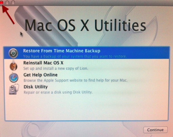 mac bootcamp how to open installer