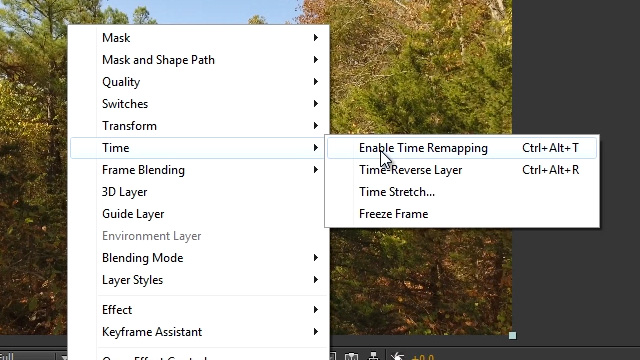 How to Add Speed Ramps to Drone Videos in Adobe After Effects