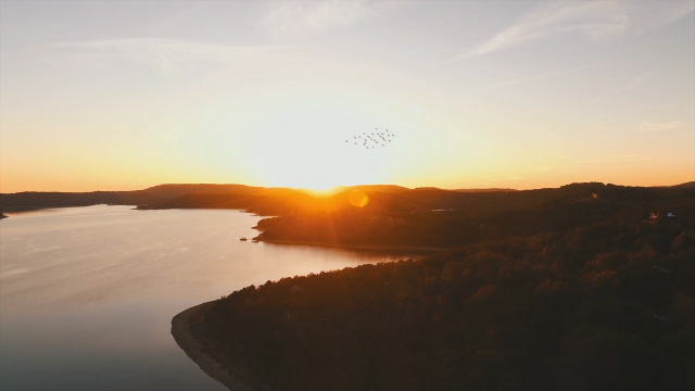 How to Accent Drone Videos with Alpha Channel Stock Footage