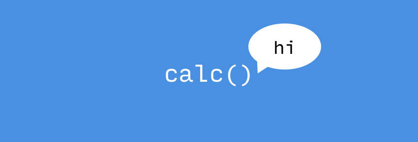 Getting Started With CSS Math Functions Level 4