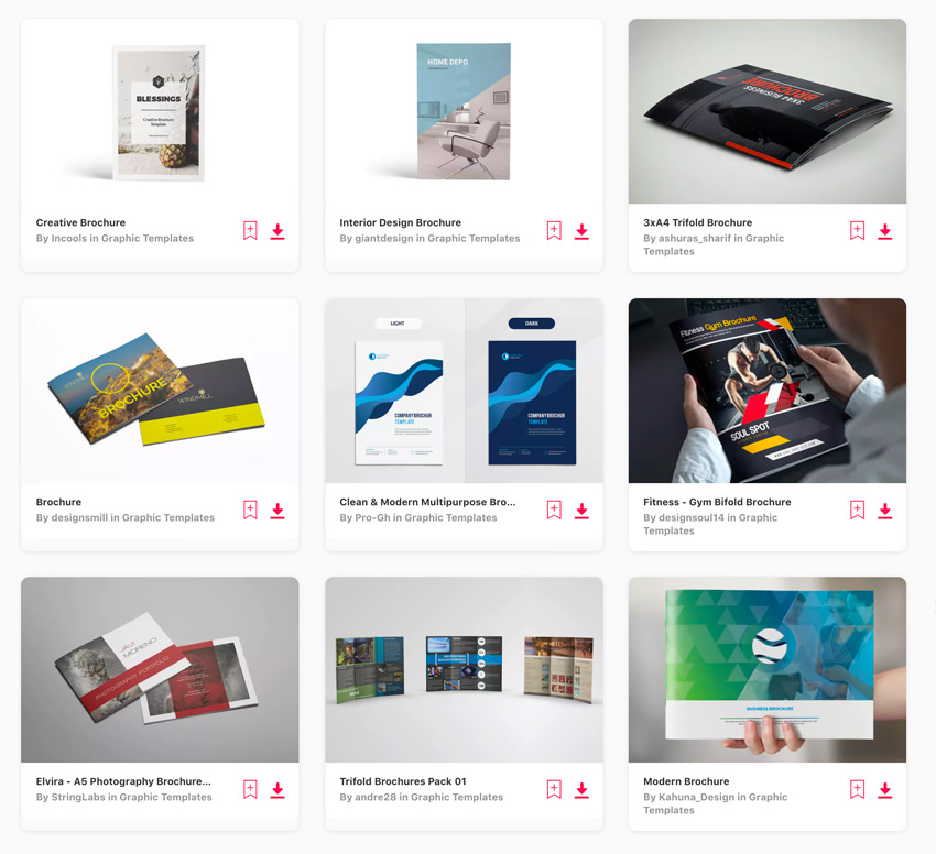 20 Best Indesign Brochure Templates
