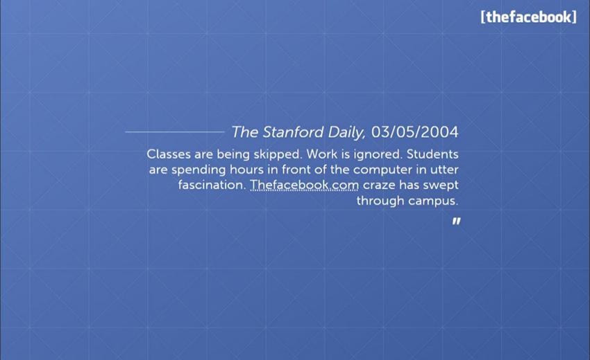 Facebook cover slide