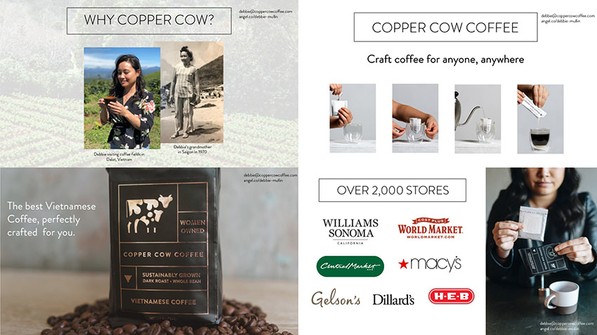 Copper Cow Coffee Pitch Deck