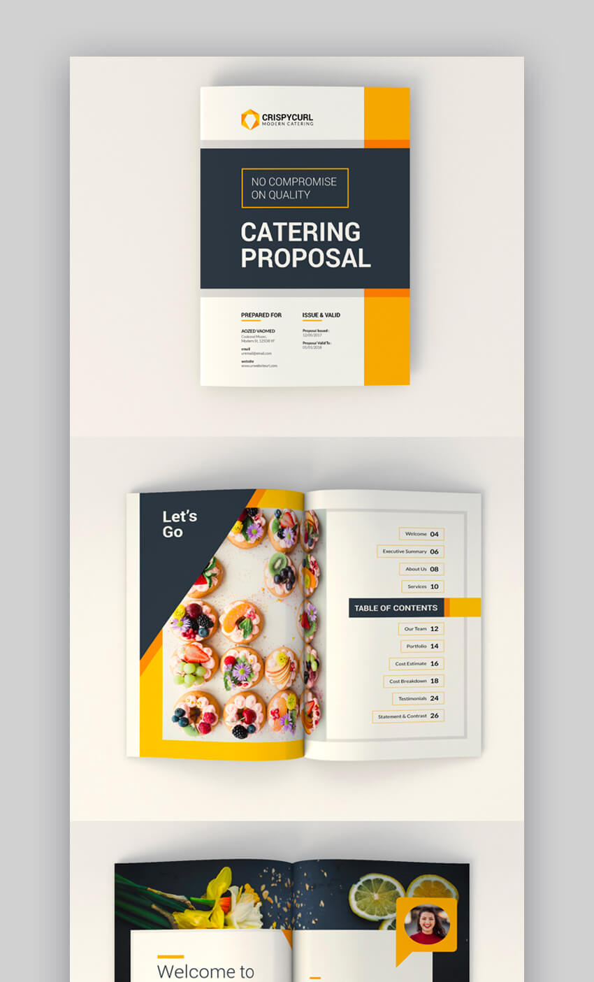 Catering Proposal
