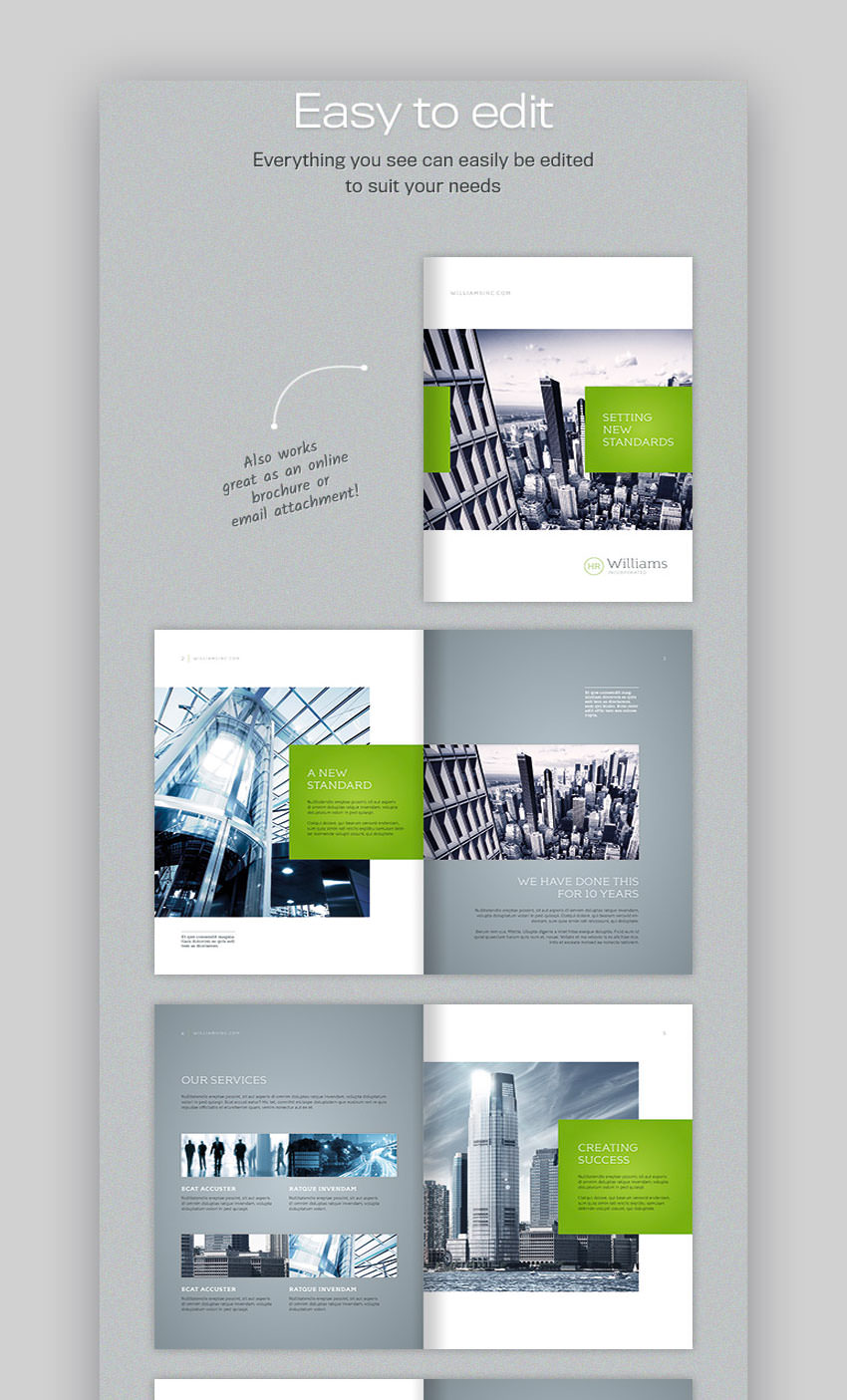 Corporate Business Brochure