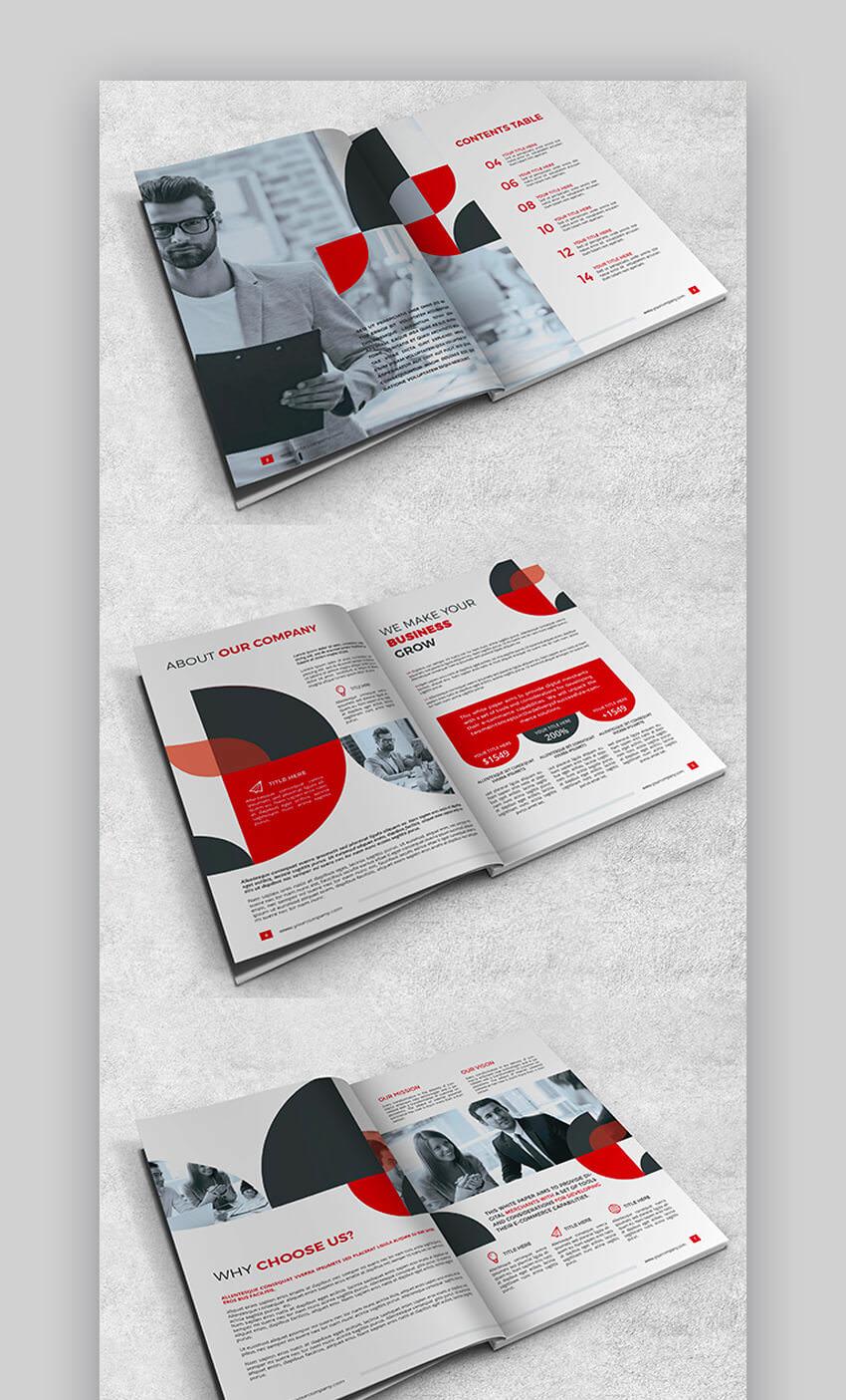 Elegant Proposal Brochure