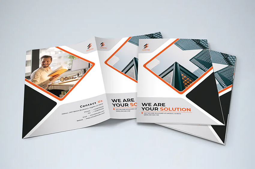 35+ Trends For Templates Brochure Design