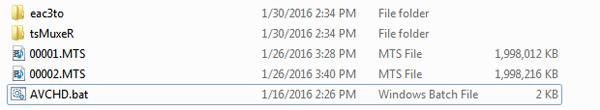 ACVHDbat file