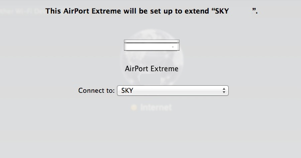 Airport utility explained enter a name and password for the base station this will be used for future reference and to make changes to the airport devices configuration cheapraybanclubmaster Images