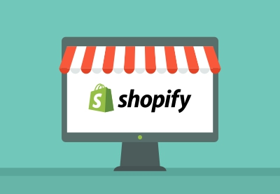 Online store with shopify 400 x 277