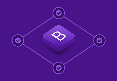 Four bootstrap 4 projects 400x277
