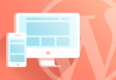 How to make a website using a responsive wordpress theme 400x277px