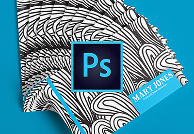 Business cards in adobe photoshop 400x277